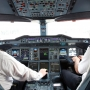 Pilot eye movements change noticeably by two hours in-flight